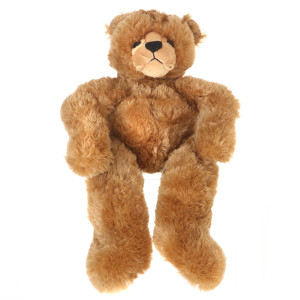 "19"" Light-Brown Plush Bear by Giftable World"