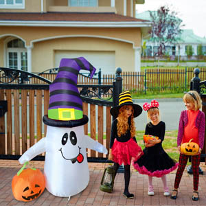 Ghost halloween Inflatables